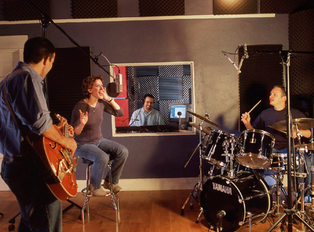 Image: The Nail Recording Studio